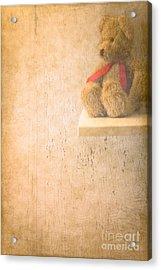 Waiting  Acrylic Print by Jan Bickerton