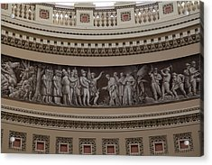 Washington Dc - Us Capitol - 011319 Acrylic Print by DC Photographer