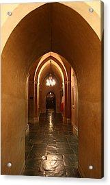 Washington National Cathedral - Washington Dc - 011340 Acrylic Print by DC Photographer