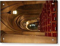 Washington National Cathedral - Washington Dc - 011371 Acrylic Print by DC Photographer