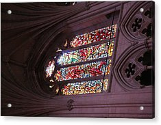Washington National Cathedral - Washington Dc - 011381 Acrylic Print by DC Photographer
