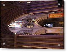 Washington National Cathedral - Washington Dc - 011385 Acrylic Print by DC Photographer