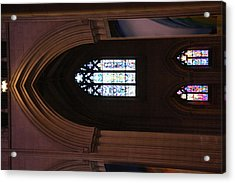 Washington National Cathedral - Washington Dc - 011387 Acrylic Print by DC Photographer