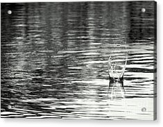 Water Acrylic Print by Prajakta P