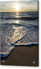 Water's Edge Acrylic Print by Kristopher Schoenleber
