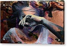 Wavering... Acrylic Print by Dorina  Costras