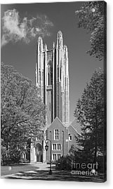Wellesley College Green Hall Acrylic Print by University Icons