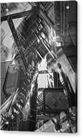 West Hastings  Acrylic Print by JC Photography and Art