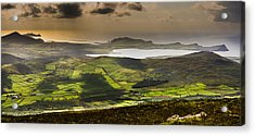 West Kerry  Acrylic Print by Florian Walsh