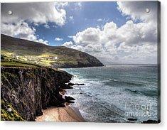 Western Coast Of Ireland Acrylic Print by Juergen Klust