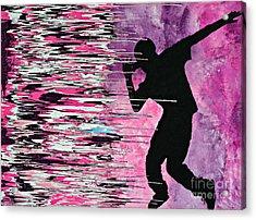 What's Hatin' Acrylic Print by Cyryn Fyrcyd