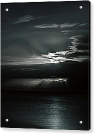 When The Sun Goes Down... Acrylic Print by Mario Celzner