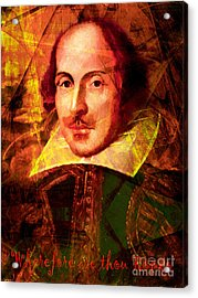 Wherefore Are Thou Romeo 20140122 Acrylic Print by Wingsdomain Art and Photography