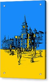 Whistler Art 002 Acrylic Print by Catf