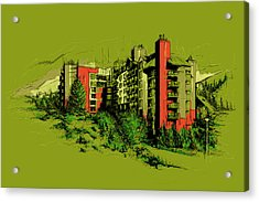 Whistler Art 003 Acrylic Print by Catf