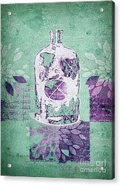 Wild Still Life - 32311b Acrylic Print by Variance Collections