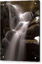 Wildcat Falls Acrylic Print by Bill Gallagher