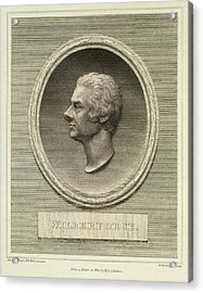 William Wilberforce Acrylic Print by British Library