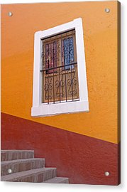 Window 1 Acrylic Print by Douglas J Fisher