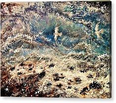 Wings... Acrylic Print by Cristina Mihailescu
