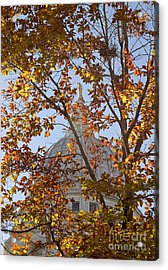 Wisconsin Capitol Acrylic Print by Steven Ralser