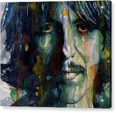 Within You Without You Acrylic Print by Paul Lovering