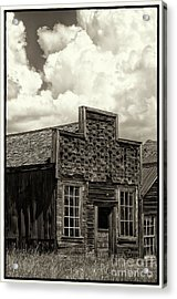 Withstanding The Years Acrylic Print by Sandra Bronstein