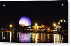 World Showcase 2 Acrylic Print by Jenny Hudson