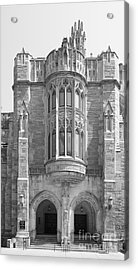 Yale University Sterling Law Building Acrylic Print by University Icons