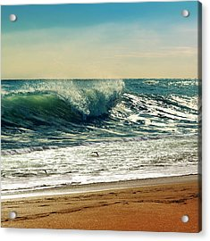 Your Moment Of Perfection Acrylic Print by Laura Fasulo