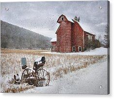 You've Got Mail Acrylic Print by Lori Deiter