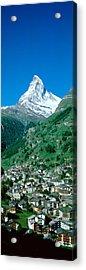 Zermatt, Switzerland Acrylic Print by Panoramic Images