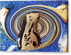 Galaxy Acrylic Print by Augusta Stylianou
