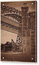 070506-74 Acrylic Print by Mike Davis