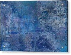 Atlantis Acrylic Print by Christopher Gaston