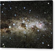 Crux Constellation Acrylic Print by Eckhard Slawik