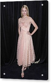 Dianna Agron In Attendance For The 9th Acrylic Print by Everett
