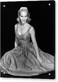 Eva Marie Saint, Ca. 1957 Acrylic Print by Everett