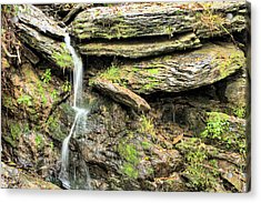 Falling Waters Acrylic Print by JC Findley