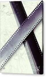 Film Acrylic Print by HD Connelly