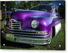 Forty-eight Acrylic Print by Gene Hilton