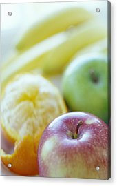 Fruits Acrylic Print by David Munns