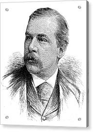 John Pierpont Morgan Acrylic Print by Granger