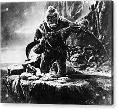 King Kong, 1933 Acrylic Print by Granger