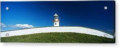 Lighthouse At St Johns Point, Donegal Acrylic Print by The Irish Image Collection