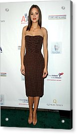 Marion Cotillard At Arrivals For 4th Acrylic Print by Everett