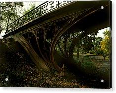 New York City, Central Parks Gothic Acrylic Print by Everett