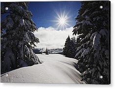 Oregon Cascades, Oregon, United States Acrylic Print by Craig Tuttle