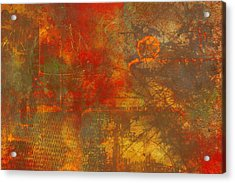 Price Of Freedom Acrylic Print by Christopher Gaston