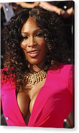 Serena Williams At Arrivals For The Acrylic Print by Everett
